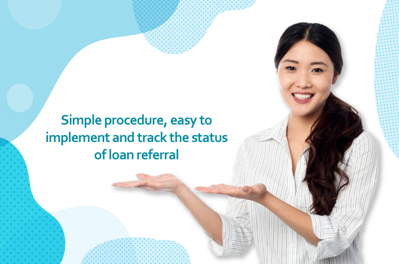 """ECO's """"Referral for loans"""" service gives me and my customers very practical value"""